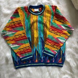 Vintage Coogi Sweater